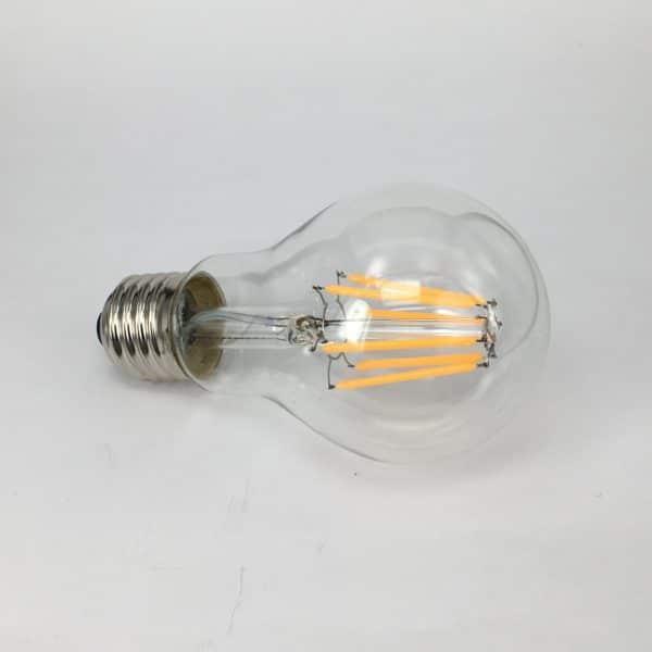 A60 E27 6W filament dimbaar 2700K