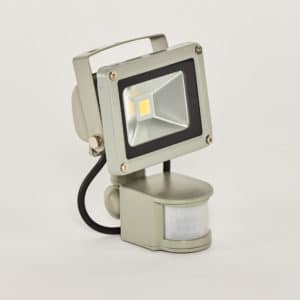 Floodlight 10W sensor 4000K voor