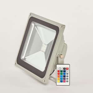 Floodlight 50W RGB voor