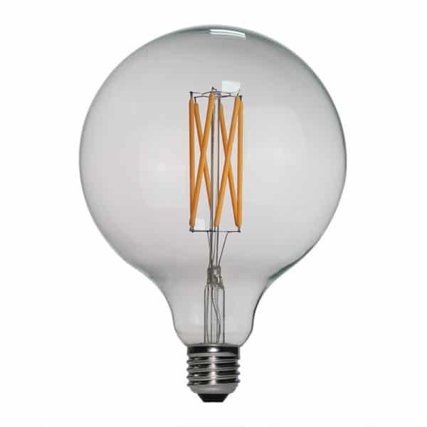 G125 6W Filament 2700K Dimbaar