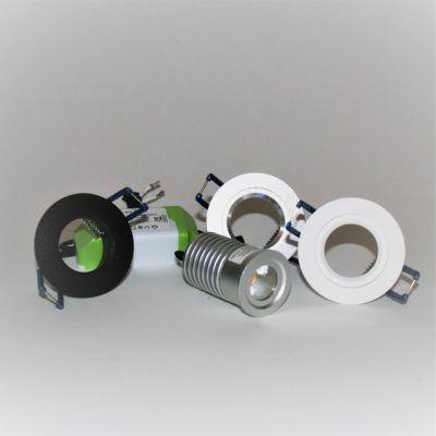 MR11 5W LED module dim to warm