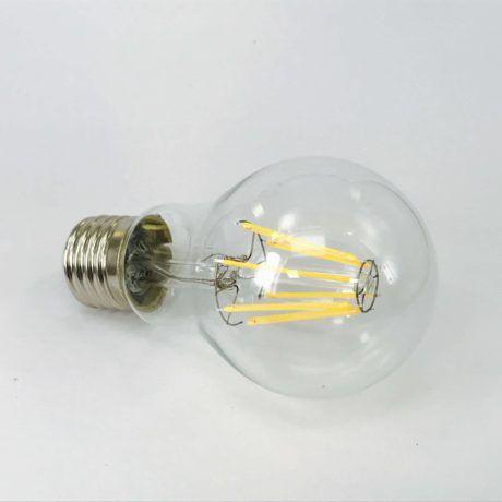 A60 E27 6W filament 2700K