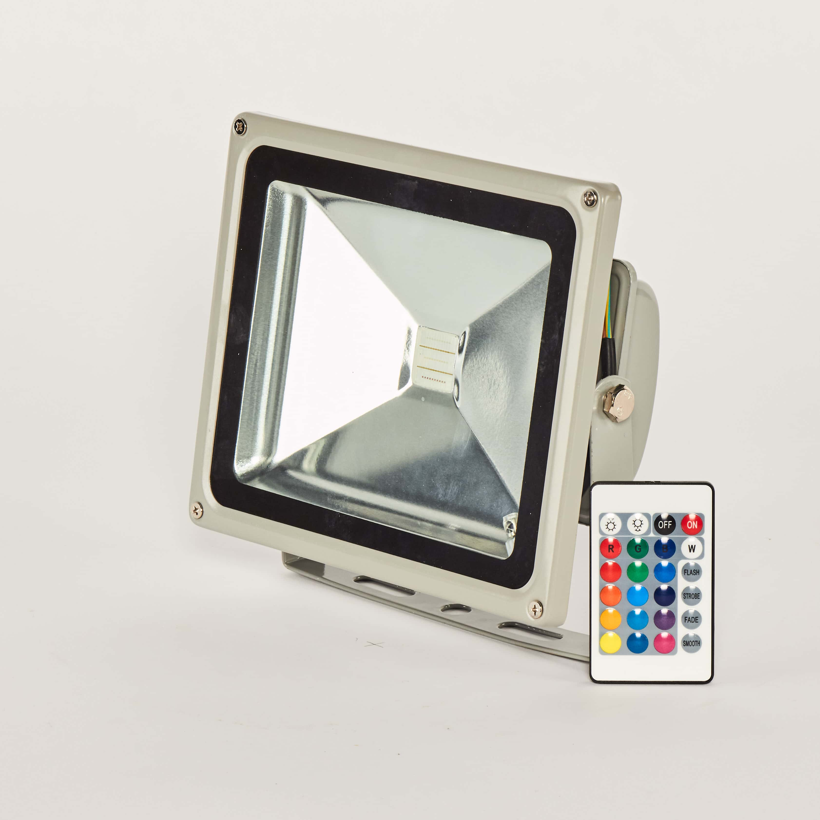 Floodlight 30W RGB voor