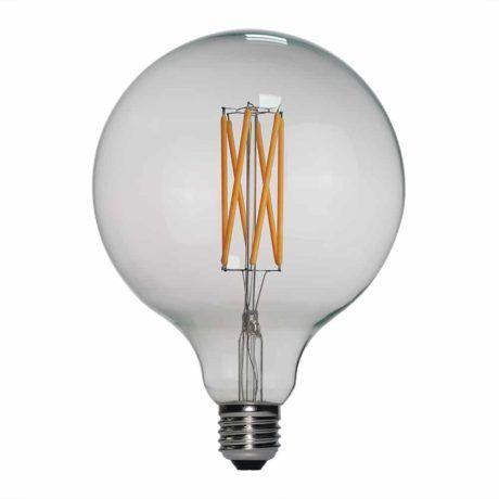 G125 6W Filament 2200K Dimbaar