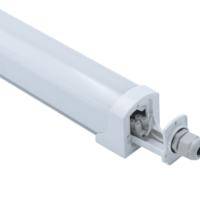 Opbouwlamp aansluiting detail