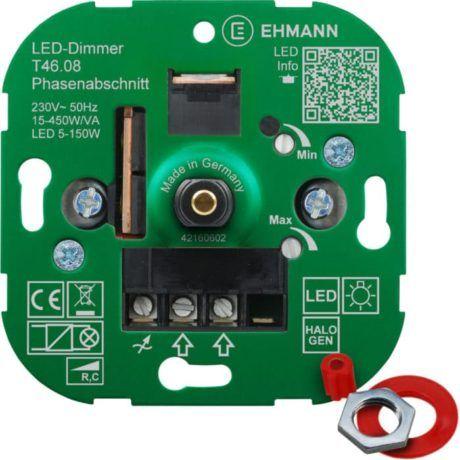 Dimmer 5-150W ehmann T46.80