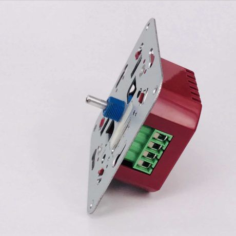 LED dimmer 5-450W zijkant detail