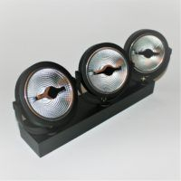 Triple AR111 LED Spot 45W 2200-2800K