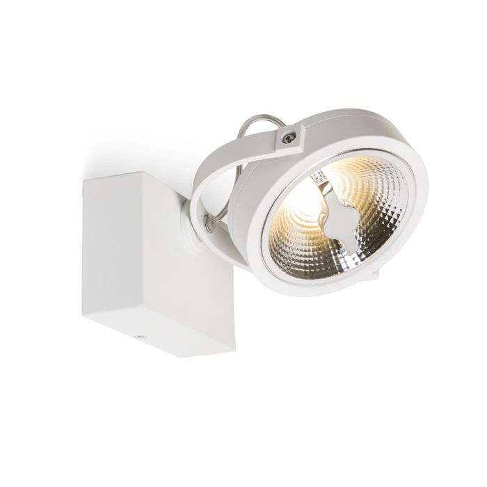AR111 LED spot 15W 2200-2800K wit
