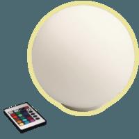 Bollamp 20cm RGB+ W 230V