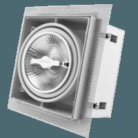 AR111 inbouwarmatuur wit 2