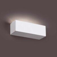 Faro Eaco-1 wandlamp wit