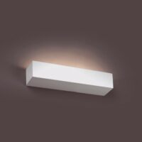 Faro Eaco-2 wandlamp wit