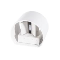 Wandlamp136x115x100mm 6 watt wit 2700k dim